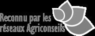 Reconnu par les réseaux Agriconseils du Québec